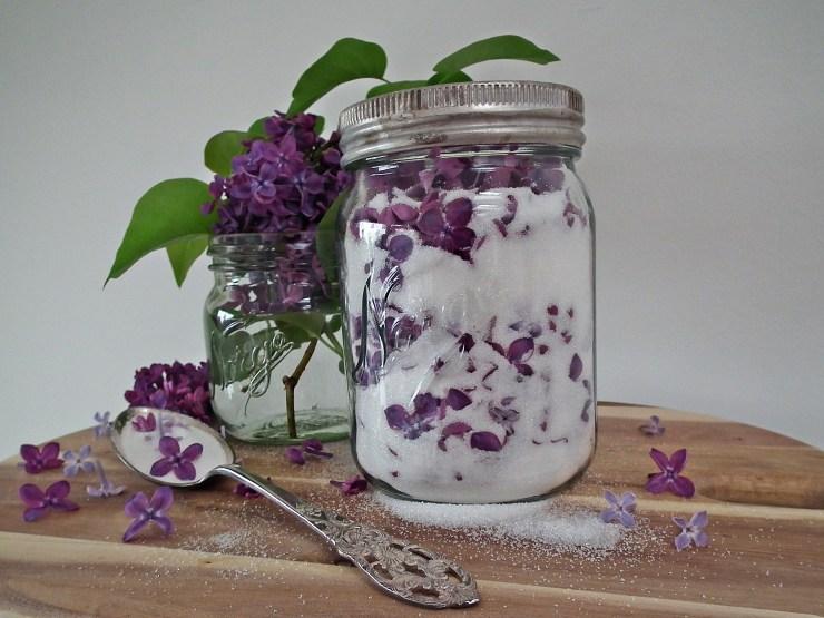 syrinsukker_syrin_sukker_spiseligeblomster_spiselig_blomst_baking_norgesglass_oppskrift_bakemagi