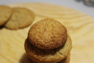 Coconut olive oil cookies 4