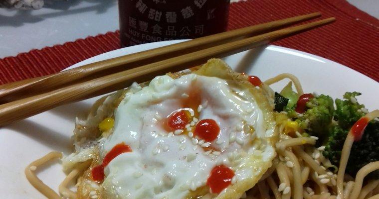 Noodle soup- Supë me makarona kineze