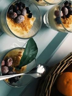 Lime pudding 6