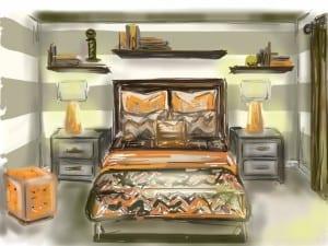 Isaacs Room