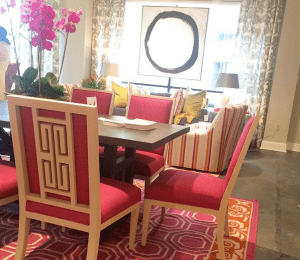 Interior Design Upholstered Dining Chairs