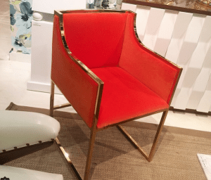 Poppy Design Chair