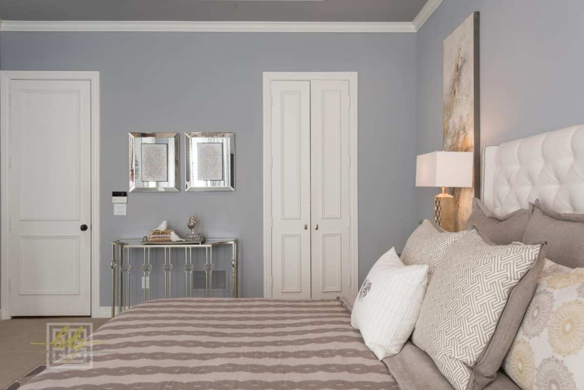 dallas interior design master bedroom