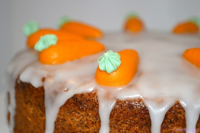 carrot cake by bakerangel