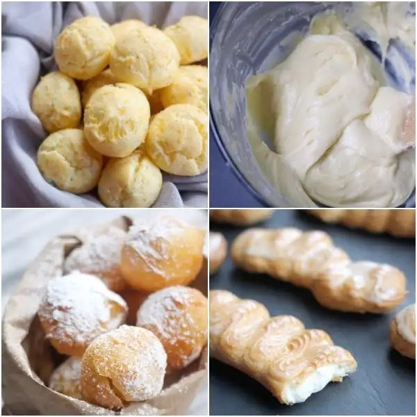 How to Make Basic Pate a Choux or Choux Pastry- Baker Bettie