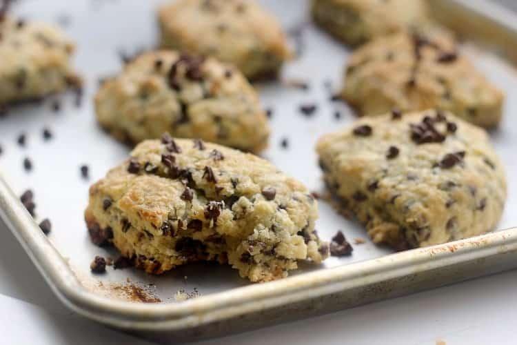 chocolate-chip-scones
