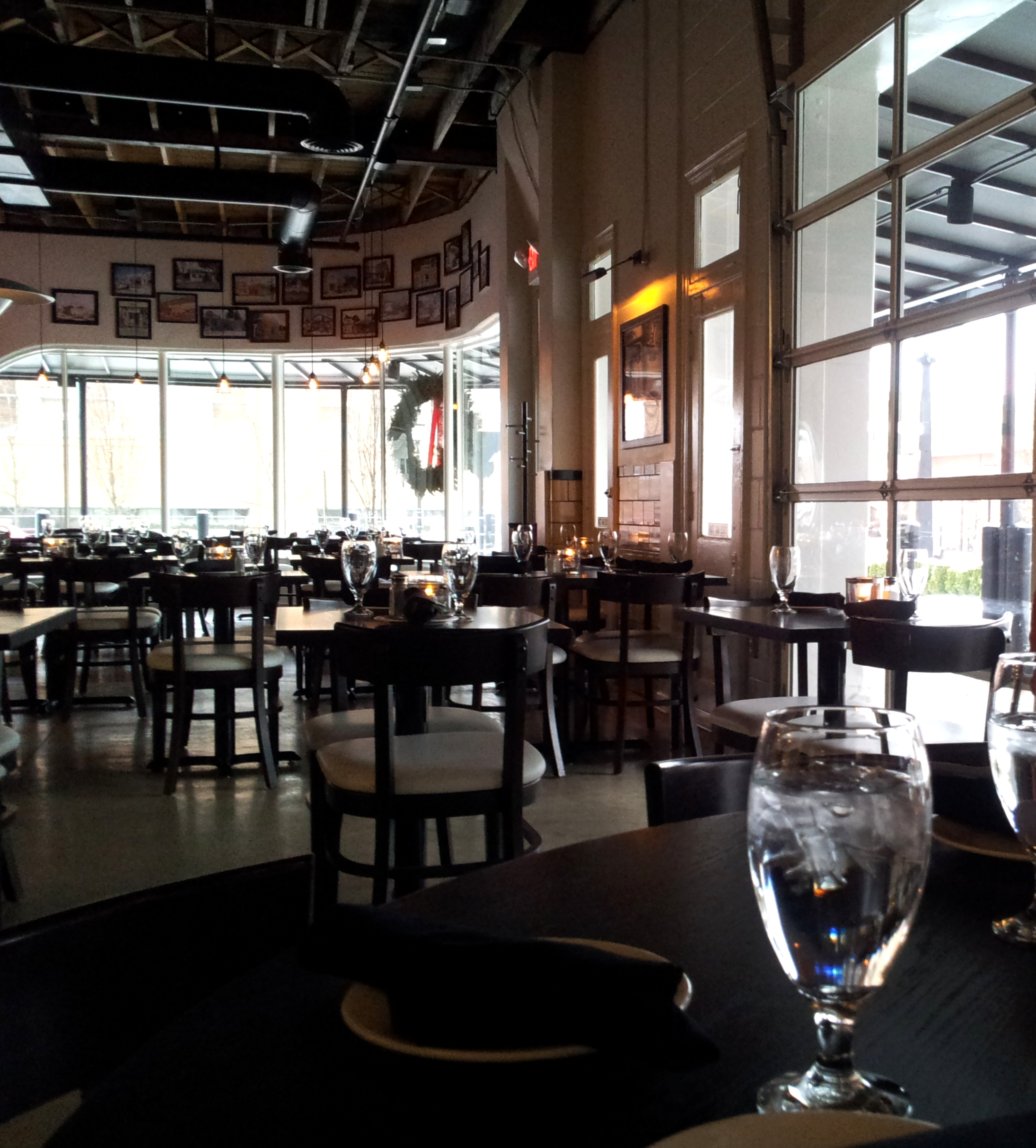 Beautiful Something We Love In The Metro Detroit Area With So Much Automotive History  Around Us. Consider The Recent Re Opening Of The Vinsetta Garage As A  Restaurant ...