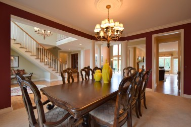 Dining Room and Bulters Pantry