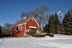 Colony Farm Barn