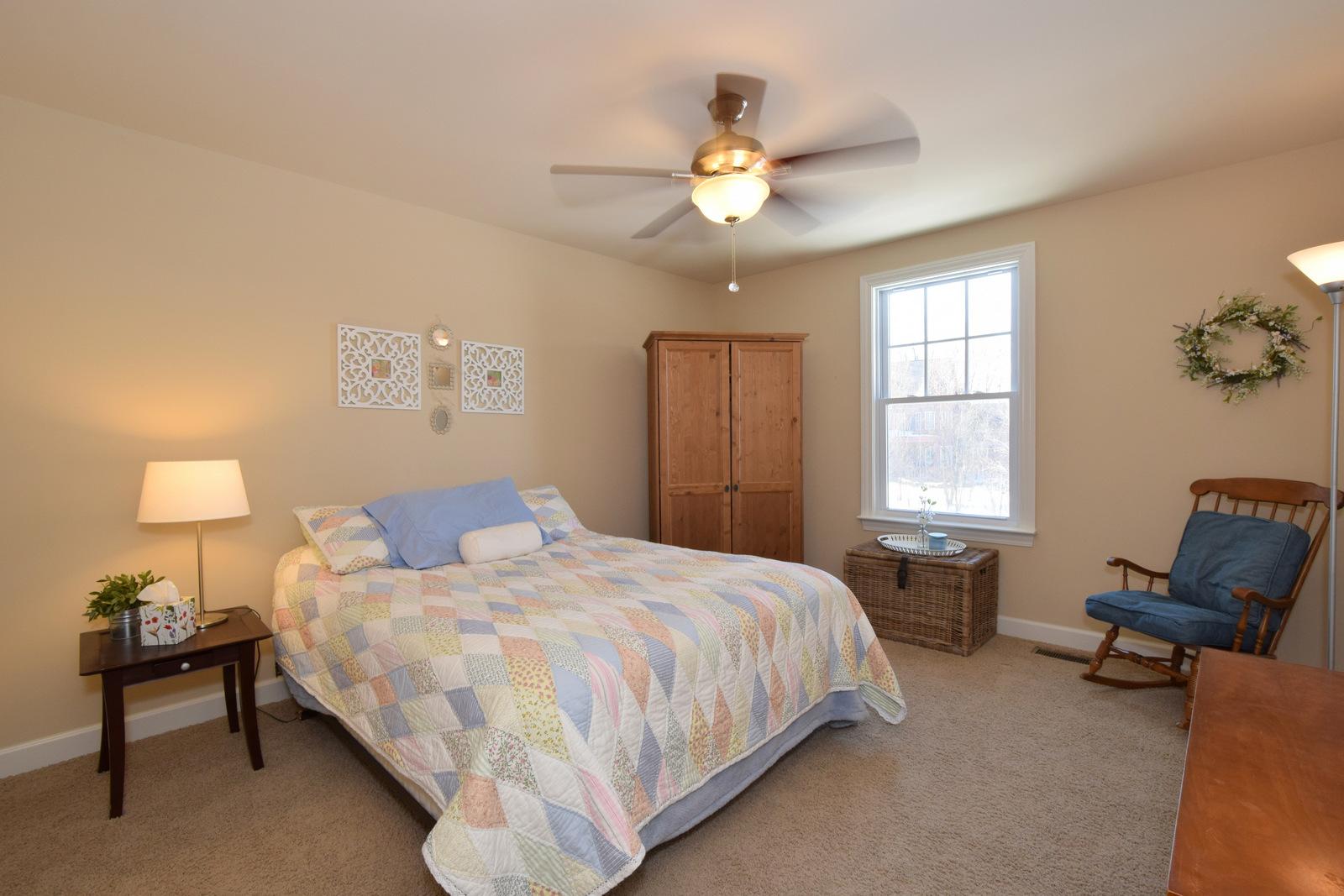 Bedroom Four Suite