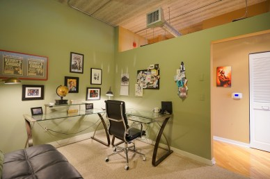 Second Bedroom of Office