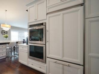 Cabinet Door Fridge