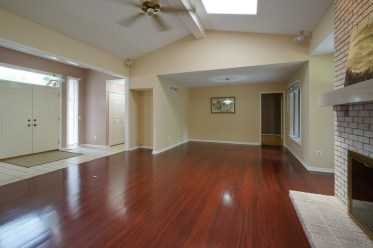 Great Room to Dining Room