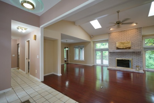 Foyer and Great Room