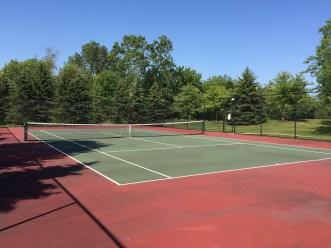 Association Tennis Court
