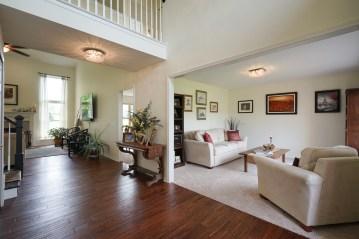 Foyer to Living Room
