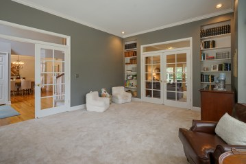 Living Room or Library