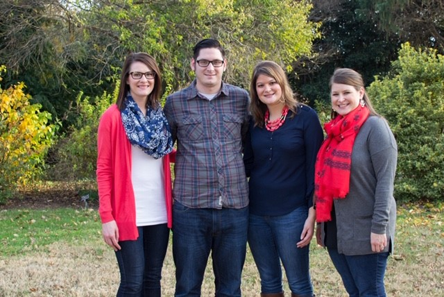 melissa seguin and family