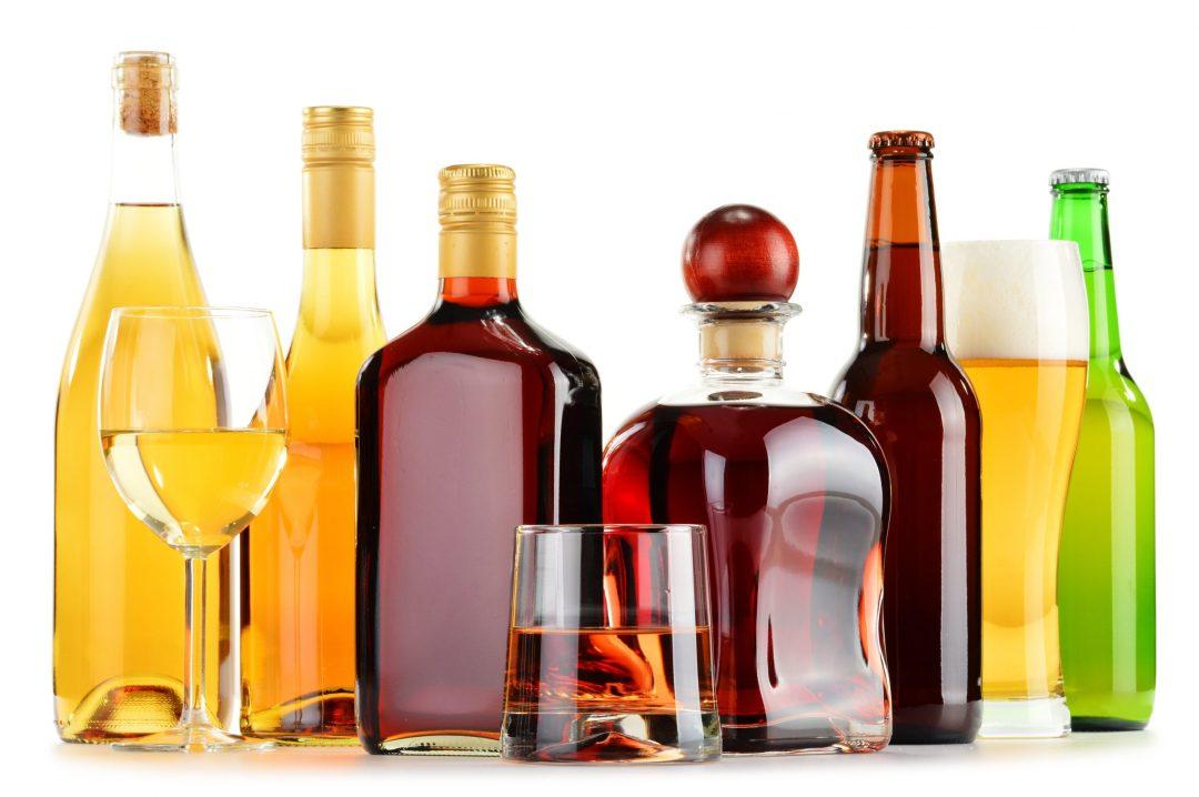 Plain label wine bottles