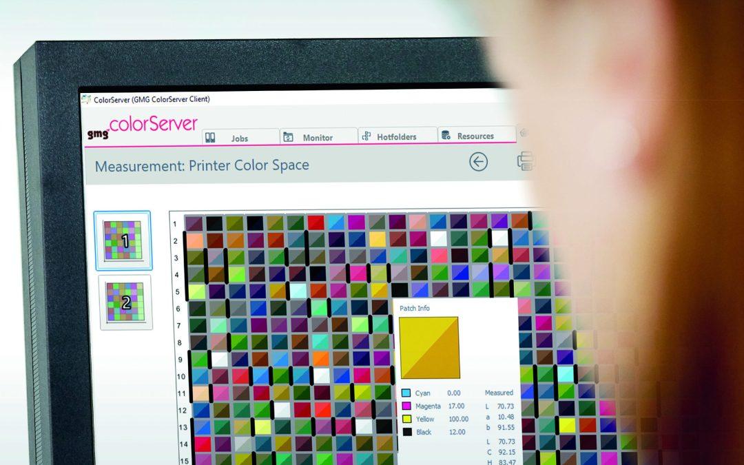 Baker Labels invests in GMG Colour Management System
