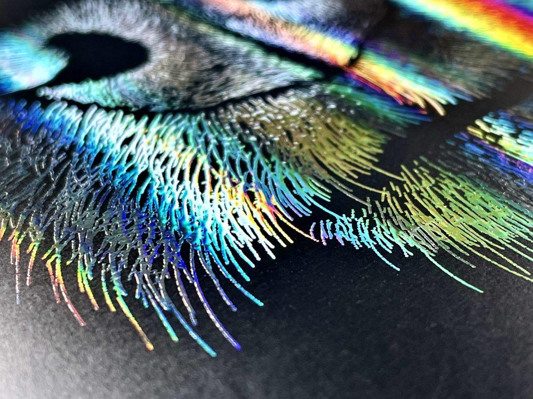 Digital foiling