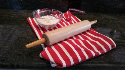 Baking, Wood Rolling Pin