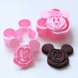 Mickey Mouse Fondant Mold