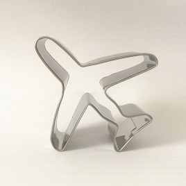 Airplane Cookie Cutter