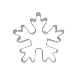 Christmas Snow Flake Cookie Cutter