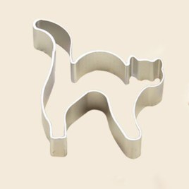 Persian Cat Cookie Cutter