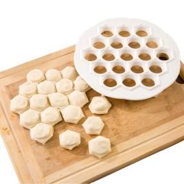 19 Hole Ravioli Maker Plastic Dumpling Maker