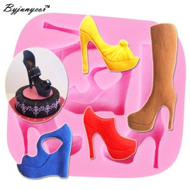 High Heel Shoes Mold