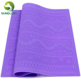 Sugar Lace Silicone Mat