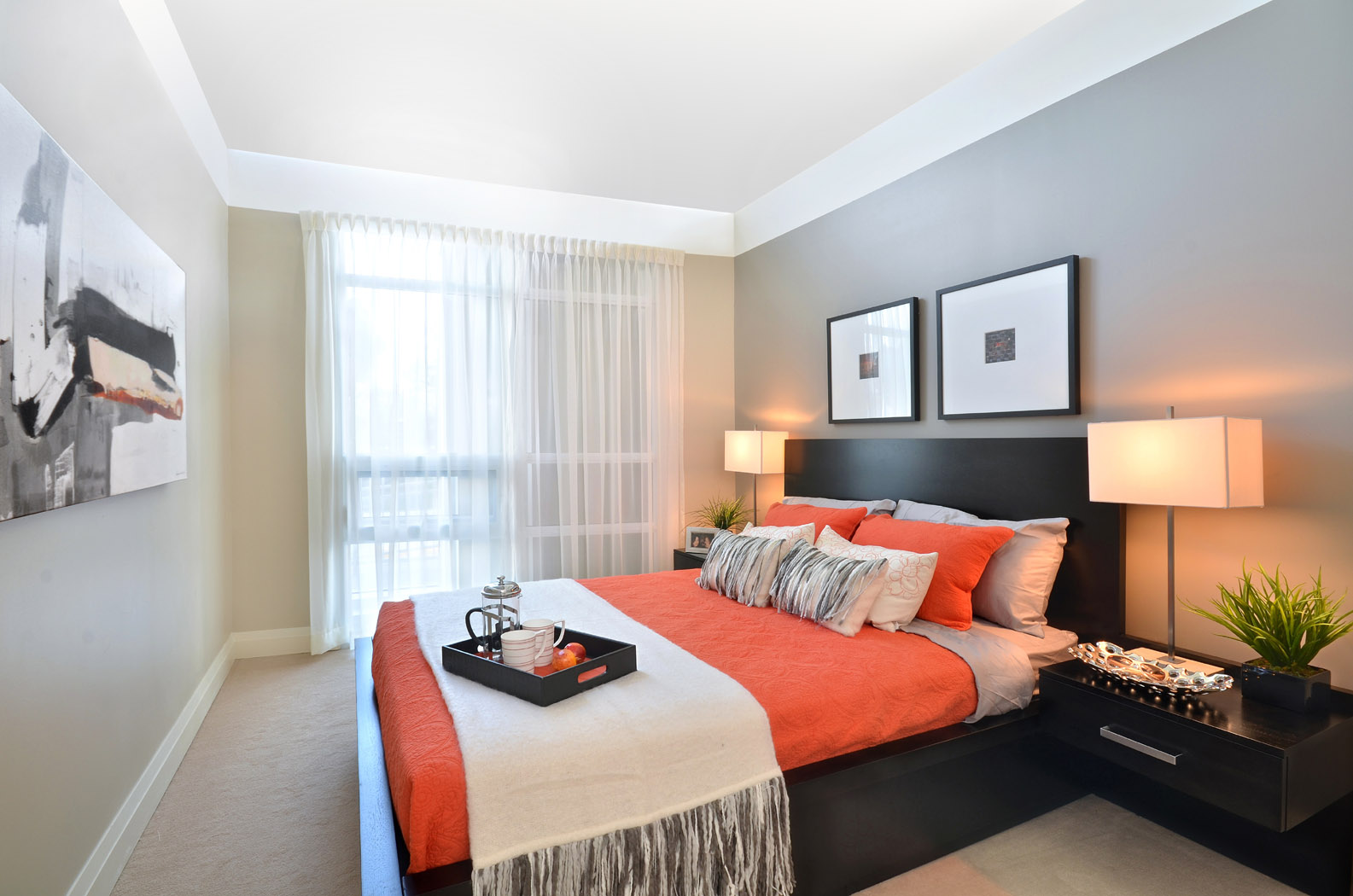 FALL IN LOVE WITH THIS MODEL SUITE!   IN THE CONDO KNOW on New Model Bedroom Design  id=35828