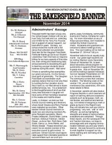 Newsletter November p1