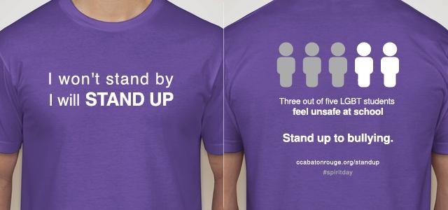 Purple Shirt Day