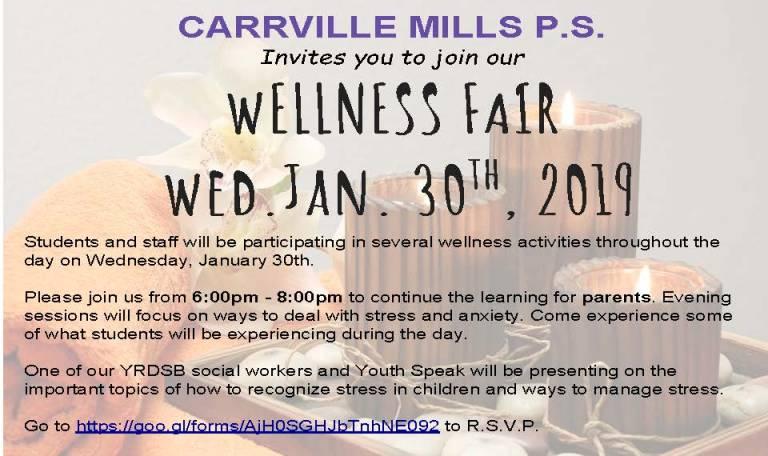 Wellness Fair Flyer 2019 Final