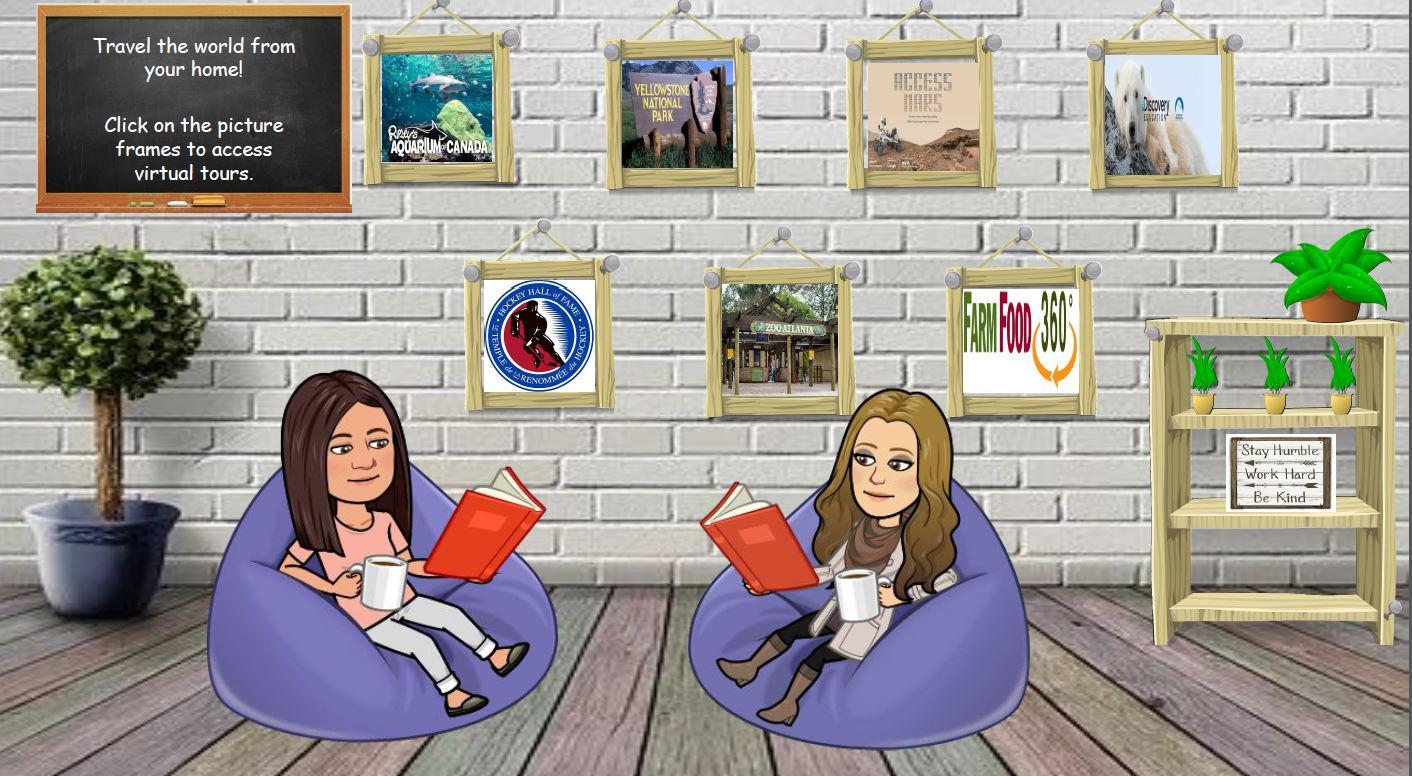Virtual Field Trip Bakersfield Public School