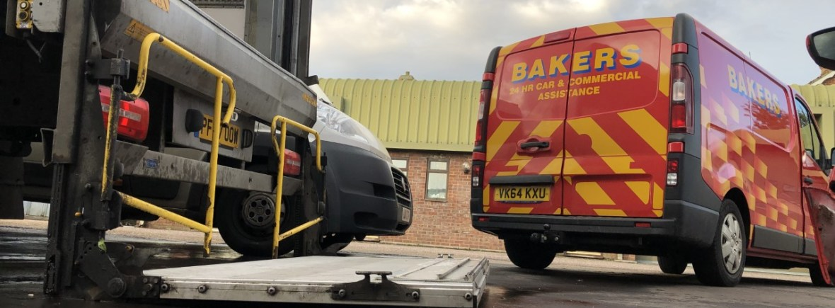 Bakers Garage Tail lift and shutter servicing and repairs