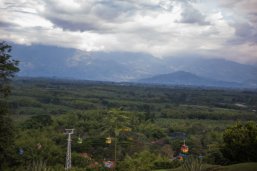 coffeepark1 National Coffee Park - Montenegro, Colombia Our Life Travel