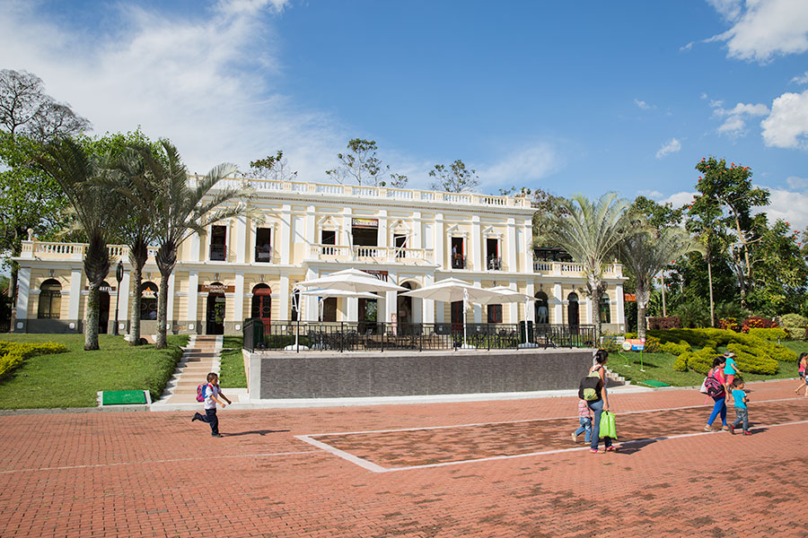 coffeepark4 National Coffee Park - Montenegro, Colombia Our Life Travel