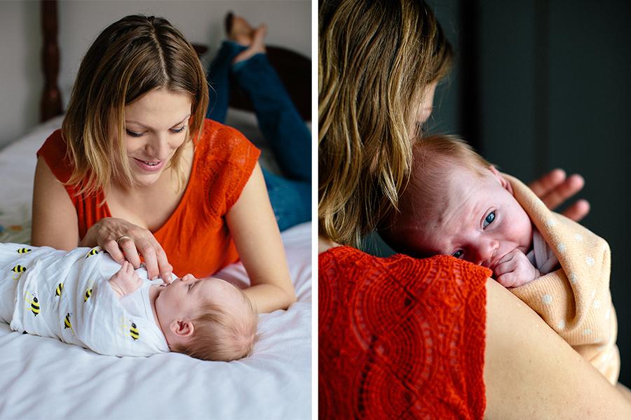 Baby-Lorijn_36 Baby Lorijn - Washington, DC Lifestyle Newborn Photography Erica Baker Photography Photography