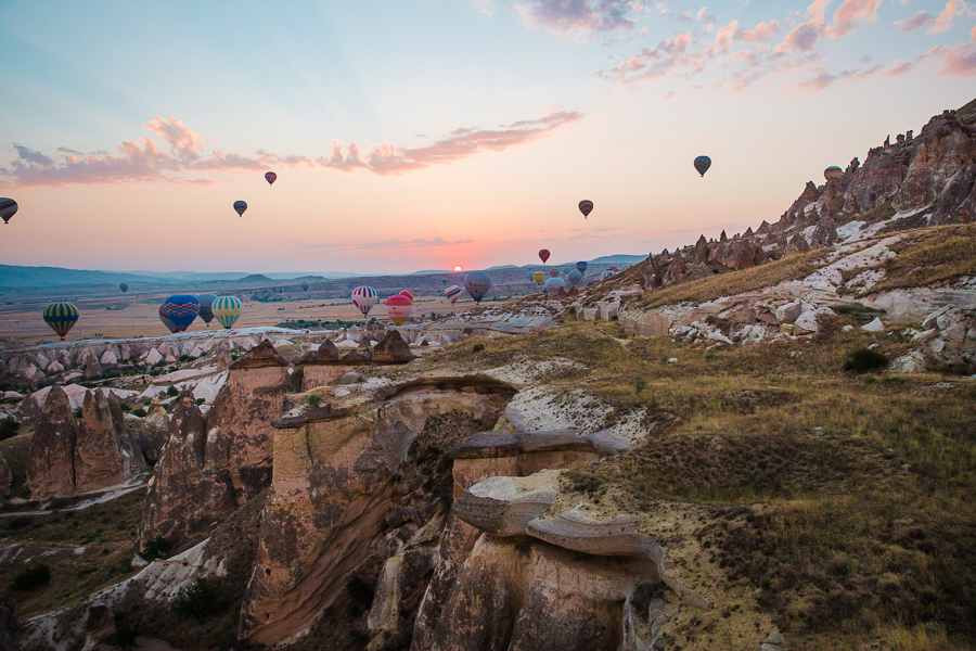 hotairballoonblog-131 Hot Air Balloons over Cappadocia Our Life Photography Travel