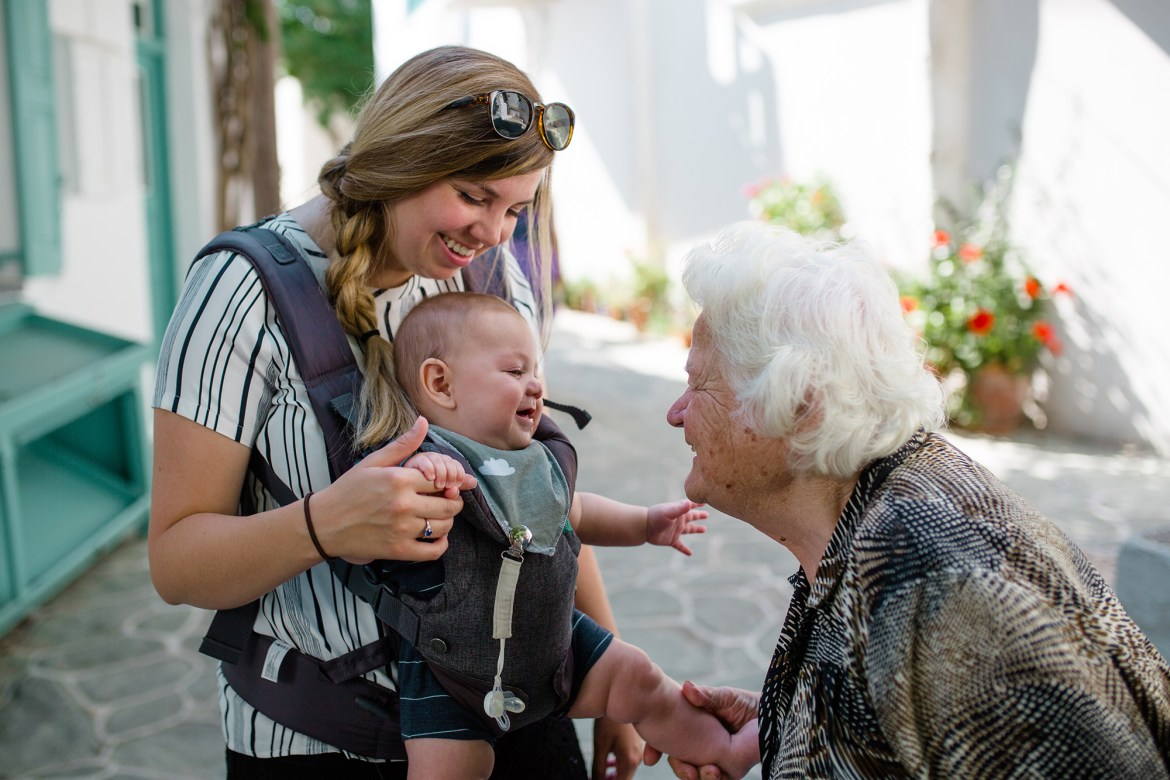 GREECE-164 Have Baby, Will Travel - 10 Tips for Planning International Travel with a Baby Baker Stories Our Family Travel