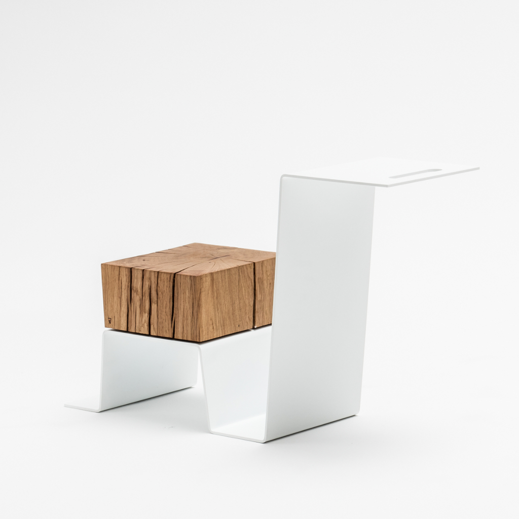 THE WHITE LINE Coffee Table