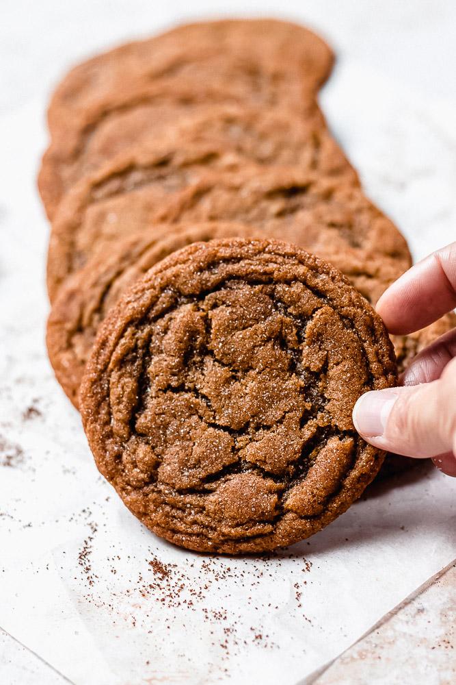 pumpkin spice cookie recipe