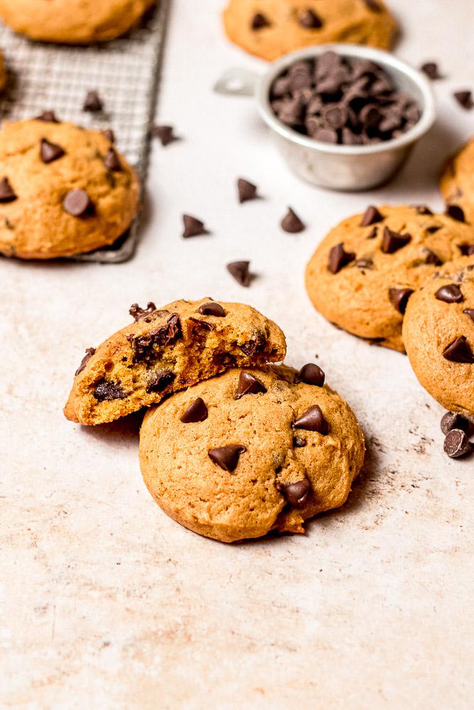 best pumpkin chocolate chip cookie recipe