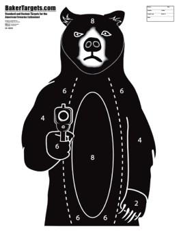 pellet gun targets