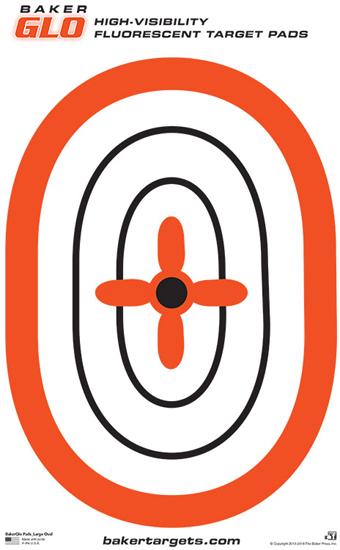 bakerglo pads_large oval